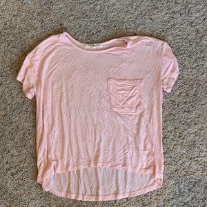 Pink Summer T Shirt